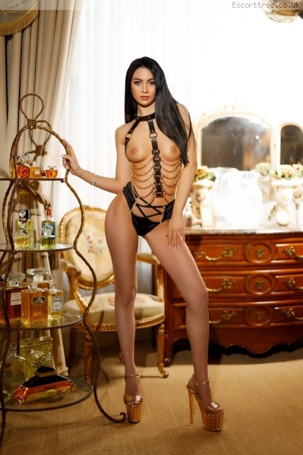 Rubina stylish escort in London, highly recommended
