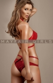 Larissa intelligent 26 years old escort in Knightsbridge