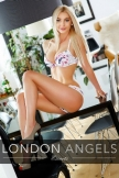 breathtaking Latvian escort in Bayswater